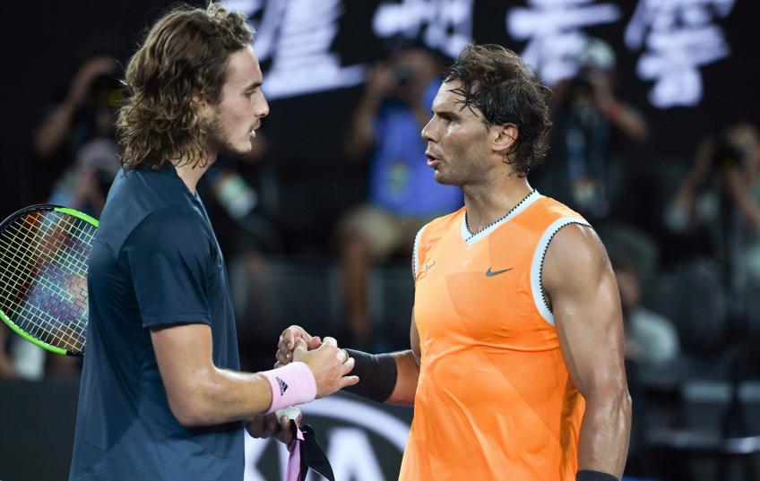 Ket qua ATP Finals 2020, Tsitsipas vs Nadal, Nadal đấu với Tsitsipas, Ket qua tennis, Rublev vs Thiem, kết quả quần vợt, Thiem đấu với Rublev, Nadal và Thiem vào bán kết
