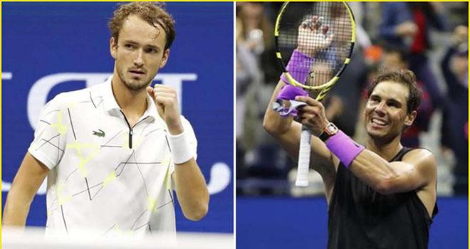 Video clip highlights Medvedev vs Nadal, Kết quả Medvedev vs Nadal, Kết quả ATP Finals 2020, Nadal đấu với Medvedev, Video Medvedev vs Nadal, Medvedev vs Nadal, Nadal