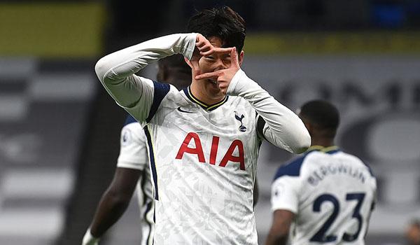 Ket qua bong da. Tottenham vs Man City. Son. Harry Kane. Mourinho. Pep. BXH Anh. Kết quả Tottenham vs Man City. Tottenham 2-0 Man City, Mourinho vs Pep, Ngoại hạng Anh