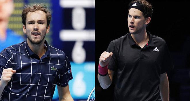 Video clip highlights Medvedev vs Thiem, Kết quả chung kết ATP Finals 2020, Kết quả Medvedev vs Thiem, Thiem đấu với Medvedev, Chung kết ATP Finals 2020, Ket qua tennis