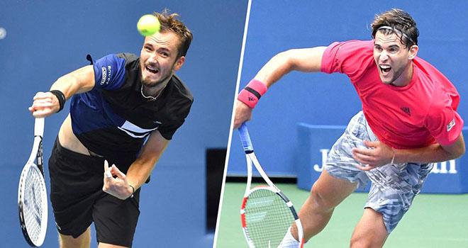Lịch thi đấu ATP Finals 2020, Medvedev vs Thiem, Truc tiep tennis, TTTV, K+PC, Thiem đấu với Medvedev, Medvedev vs Dominic Thiem, Chung kết ATP Finals 2020, ATP Finals