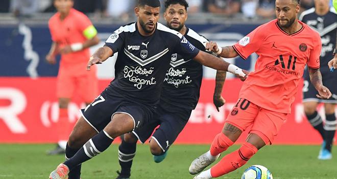 PSG vs Bordeaux, kết quả bóng đá hôm nay, lịch thi đấu Ligue 1, trực tiếp bóng đá