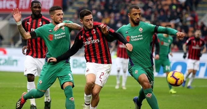 Milan vs Fiorentina, Truc tiep bong da, truc tiep Serie A