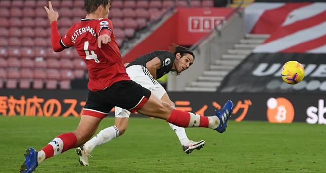 Ket qua bong da, Southampton vs MU, Kết quả Ngoại hạng Anh, BXH bóng đá Anh, MU, Kết quả Southampton vs MU, MU đấu với Southampton, Cavani, Bruno Fernandes, kết quả MU, kqbd