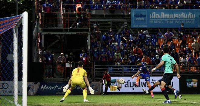 Muang Thong vs Prachuap, lịch thi đấu bóng đá, trực tiếp bóng đá, Thai League