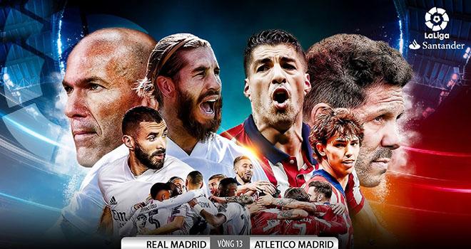 Real Madrid vs Atletico, trực tiếp Real Madrid vs Atletico, truc tiep bong da, lịch thi đấu bóng đá, La Liga, Real đấu Atletico, BĐTV