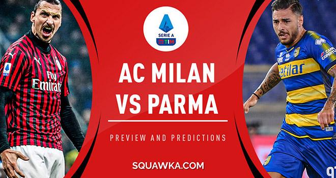 Milan vs Parma, lịch thi đấu bóng đá, trực tiếp bóng đá, lịch thi ddaaaus sSerrie