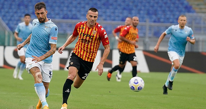 Benevento vs Lazio, ket qua bong da, ket qua serie a