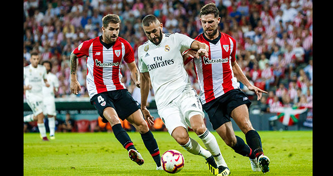 Real Madrid vs Bilbao, ket qua bong da, BXH Liga