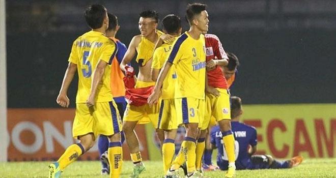U21 SLNA vs U21 Viettel, ket qua bong da. U21 quốc gia, U21 báo Thanh niên