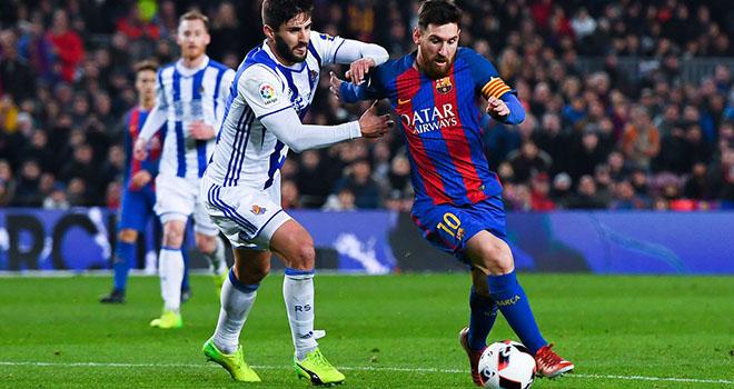 Barcelona vs Real Sociedad, lịch thi đấu La Liga, trực tiếp bóng đá