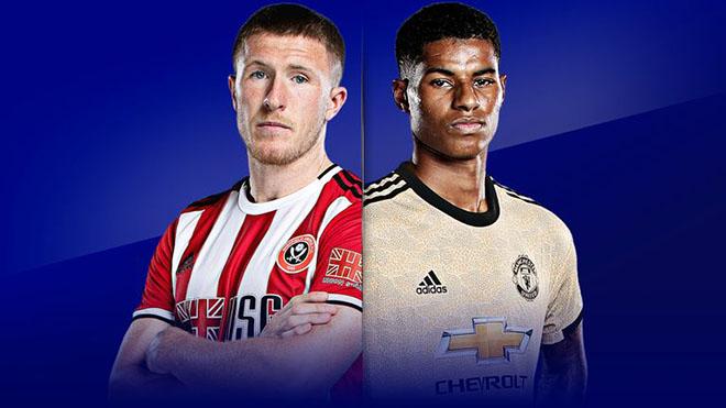 Kết quả bóng đá 17/12, sáng 18/12. Đánh bại Sheffield United, MU trở lại Top 6
