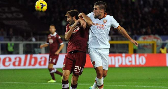 ket qua bong da, Roma vs Torino, kết quả Serie A, BXH Serie A