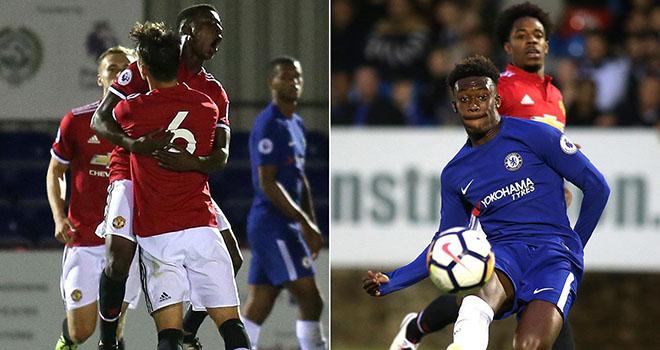 U23 Chelsea vs U23 MU