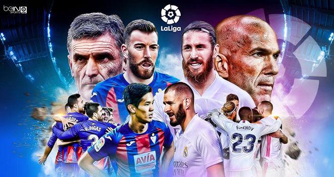 Eibar vs Real Madrid, lịch thi đấu bóng đá, trực tiếp bóng đá, Lịch thi đấu La Liga