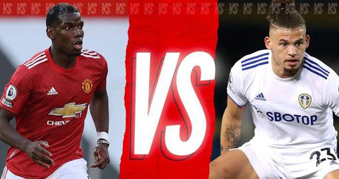 Ket qua bong da, Tottenham vs Leicester, MU vs Leeds, Kết quả bóng đá Anh, Kqbd, Kết quả MU vs Leeds, MU đấu với Leeds. Tottenham đấu với Leicester, BXH Ngoại hạng Anh