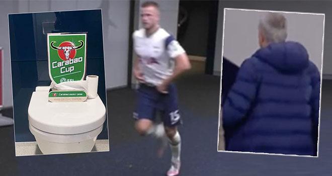 Những khoảnh khắc bóng đá hài hước 2020, Youtube, Clip bóng đá, Video bóng đá, Mourinho, Vardy, Suarez, Ole, Erling Haaland, Mourinho vào nhà vệ sinh, Tottenham.