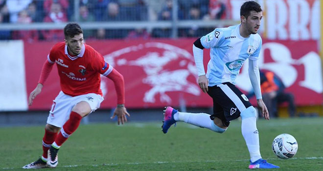 Salernitana vs Virtus Entella, trực tiếp bóng đá, lịch thi đấu bóng đá