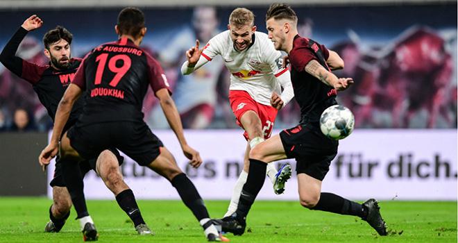 Augsburg vs Leipzig, lịch thi đấu bóng đá, trực tiếp bóng đá, Cúp quốc gia Đức
