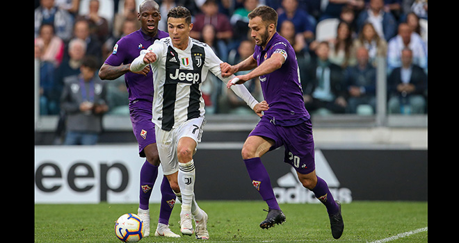 Juventus vs Fiorentina, truc tiep bong da, lich thi dau bong da, Serie A, FPT