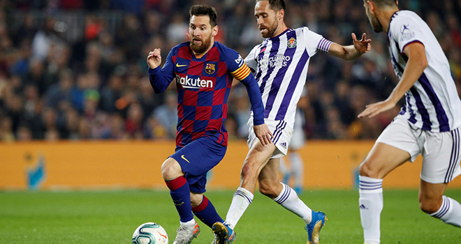Valladolid vs Barcelona, lịch thi đấu bóng đá, trực tiếp bóng đá, lịch thi đấu La Liga, BĐTV