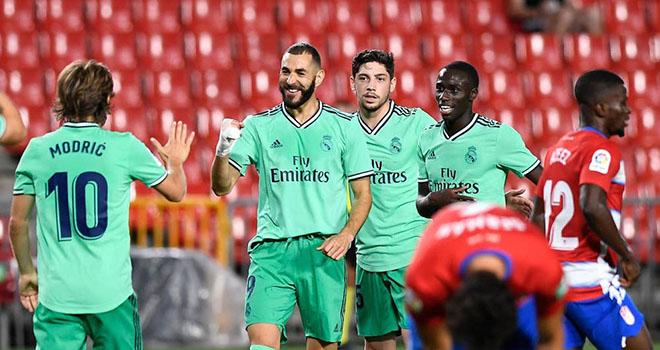 VideoReal Madrid vs Granada, Videoclip bàn thắng trậnReal Madrid vs Granada, Kết quả bóng đá Tây Ban Nha vòng 15. Kết quảGranada đấu với Real Madrid. BXH La Liga