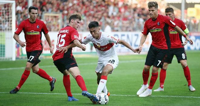 Stuttgart vs Freiburg, lịch thi đấu bóng đá, trực tiếp bóng đá, cúp quốc gia đức