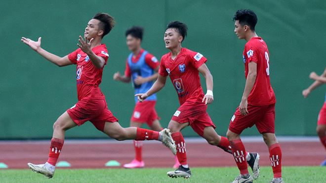 Lịch thi đấu bóng đá hôm nay. Trực tiếp bán kết U15 Cúp quốc gia. Onsports-VTC3