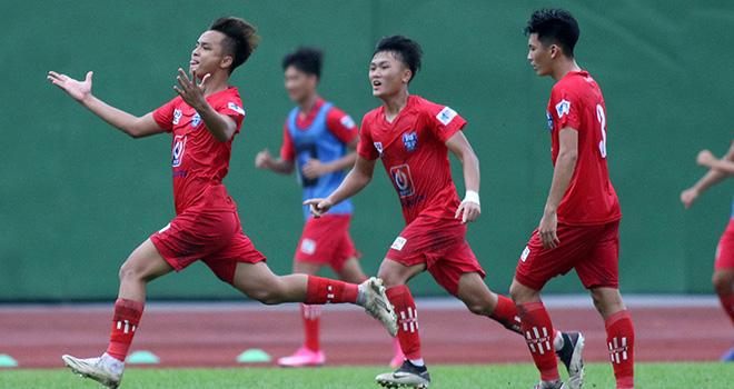 Kết quả bóng đá, VCK U15 Cúp quốc gia, U15 PVF vs Đà Nẵng, U15 Viettel vs Hà Nội, Kết quả bán kết U15 cúp quốc gia, U15 PVF và U15 Viettel vào chung kết, U15 Cúp quốc gia