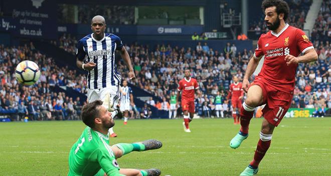 Liverpool vs West Brom, trực tiếp bóng đá, trực tiếp Ngoại hạng Anh