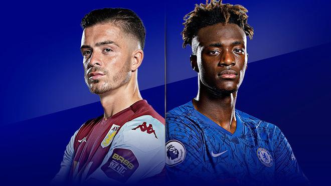 Lịch thi đấu bóng đá hôm nay. Trực tiếp Chelsea vs Aston Villa, Everton vs Man City. K+, K+PM