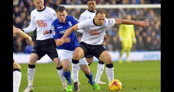 Birmingham vs Derby County, trực tiếp bóng đá, lịch thi đấu bóng đá, hạng nhất Anh