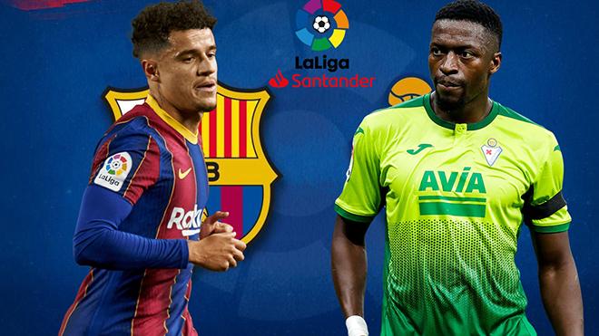 Barcelona vs Eibar, trực tiếp bóng đá, lịch thi đấu bóng đá, trực tiếp La Liga