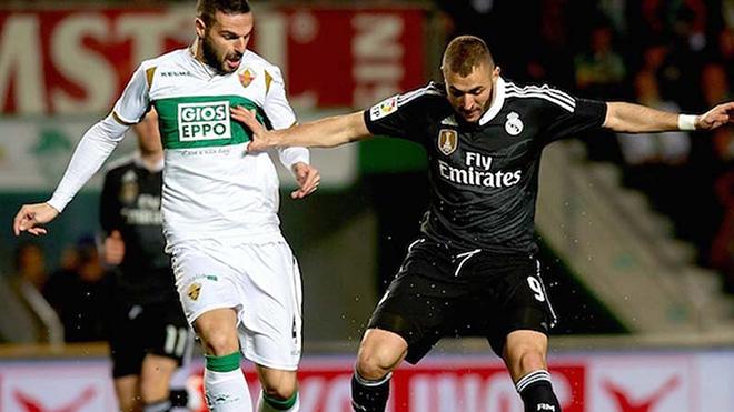 Elche vs Real Madrid, trực tiếp bóng đá. trực tiếp La Liga