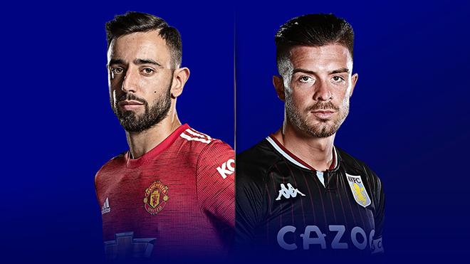 Lịch thi đấu bóng đá hôm nay. Trực tiếp MU vs Aston Villa, Everton vs West Ham. K+, K+PM