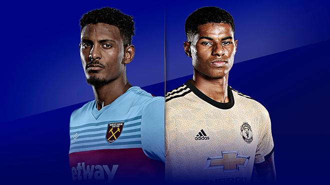 Lịch thi đấu bóng đá hôm nay. Trực tiếp Man City vs Fulham, West Ham vs MU. K+, K+PM