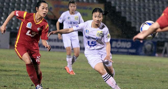 Hà Nội I vs TPHCM I, truc tiep bong da, bóng đá nữ vĐQG