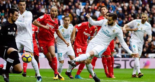 Lich thi dau bong da hom nay, Trực tiếp Sevilla vs Real Madrid, BĐTV, Real Madrid đấu với Sevilla, Lịch thi đấu La Liga, Sevilla vs Real Madrid, Truc tiep bong da