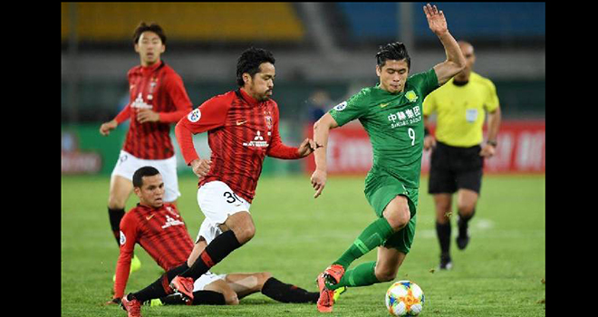Bắc Kinh Quốc An vs FC Tokyo