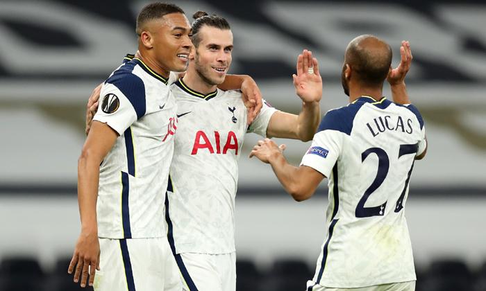 Lịch thi đấu bóng đá hôm nay: Trực tiếp Tottenham vs Antwerpen, Dundalk vs Arsenal. K+. K+PM