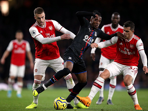 Video clip highlights trận Arsenal vs Crystal Palace