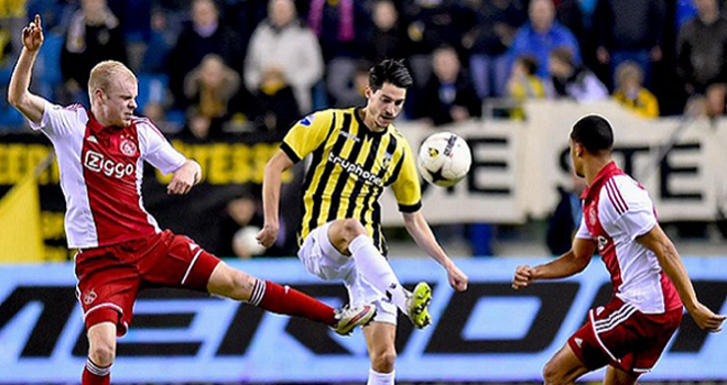 Lich thi dau bong da hom nay, Trực tiếp bóng đá, Twente vs Ajax, K+PM, K+, trực tiếp Twente vs Ajax