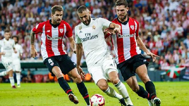 Video Real Madrid vs Bilbao, Video clip bàn thắng trận Real Madrid vs Athletic Bilbao, Kết quảBán kết Siêu Cúp Tây Ban Nha,Kết quảReal Madrid đấu vớiBilbao, kqbd