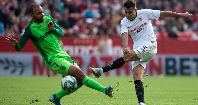 Leganes vs Sevilla, trực tiếp bóng đá, lịch thi đấu bóng đá, Cúp Nhà vua