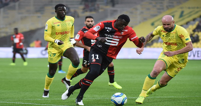 Nantes vs Lens, trực tiếp bóng đá, lịch thi đấu bóng đá, Ligue 1