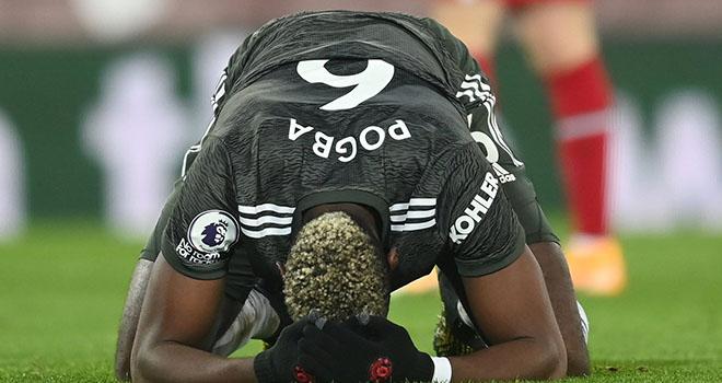 MU, Tin bóng đá MU, Pogba xin lỗi cả đội, Pogba bỏ lỡ cơ hội, Liverpool vs MU, Paul Pogba, Liverpool, kết quả Liverpool vs MU, kết quả Ngoại hạng Anh, BXH Ngoại hạng Anh