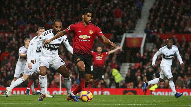 Lịch thi đấu bóng đá hôm nay: trực tiếp Fulham vs MU, Man City vs Aston Villa. K+. K+PM