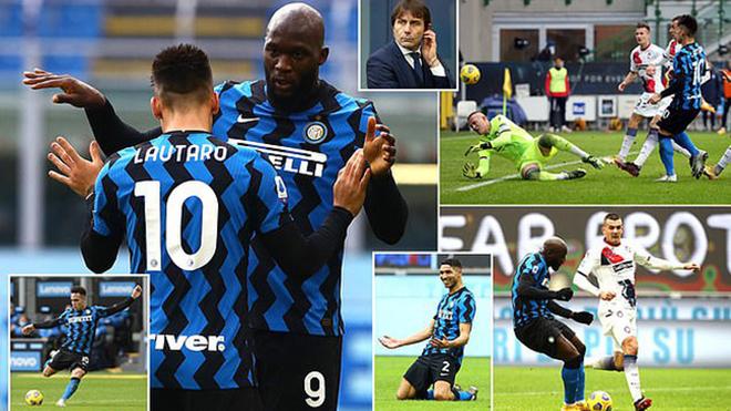 Inter Milan vs Crotone, Serie a