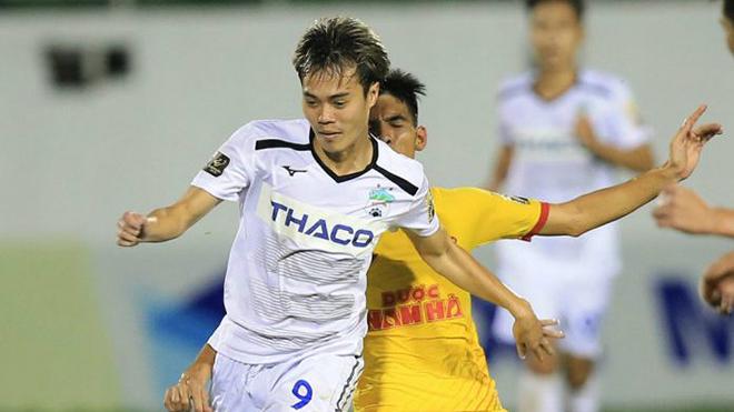 Nam Định vs HAGL, trực tiếp bóng đá, lịch thi đấu bóng đá, cúp Thiên Long