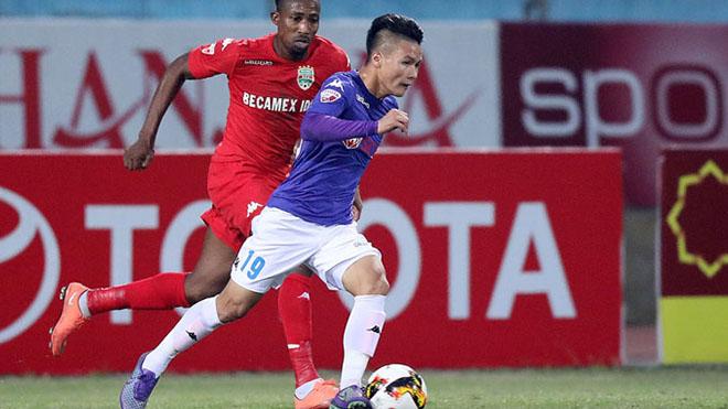 Lịch thi đấu bóng đá hôm nay. Trực tiếp Bình Định vs Sài Gòn, Hà Nội vs Bình Dương. BĐTV, VTC3